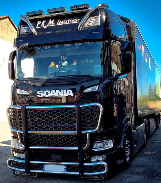 Scania PKM